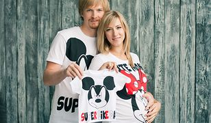 Wspólne koszulki dla całej rodziny dostaniemy w dowolnym rozmiarze