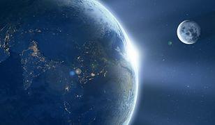 Niebieski Księżyc na niebie. Na to zjawisko trzeba było czekać 76 lat