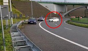 Wypadek w Bielsku-Białej