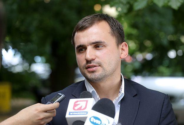 Krakowski sąd odroczył posiedzenie ws. aresztu Marcina Dubienieckiego