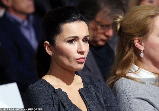 Beata Tadla wspomina katastrofę smoleńską z 10 kwietnia 2010 roku