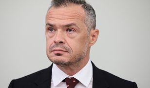 Sprawa Sławomira Nowaka. Sąd ogłosił decyzję ws. aresztu