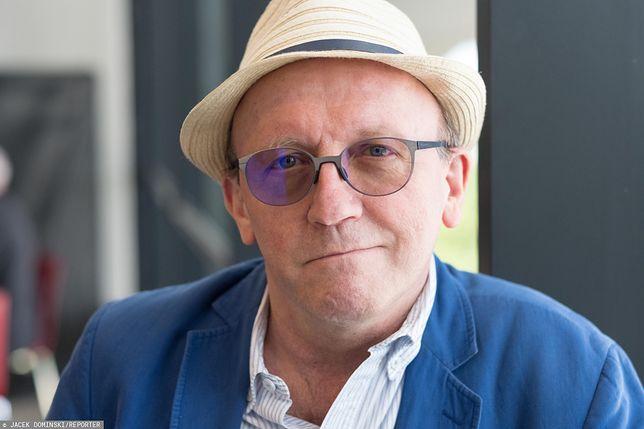 Artur Barciś ciężko przeszedł koronawirusa