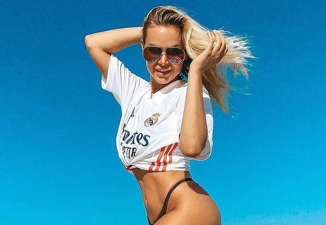 """Ola Ciupa: modelka, znana szerzej jako """"Słowianka Donatana"""", zaszalała na wakacjach"""