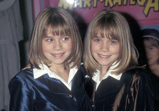 Mary-Kate i Ashley Olsen były sławne od dziecka