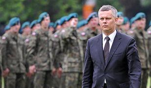 Tomasz Siemoniak krytykuje szefa Centrum Eksperckiego Kontrwywiadu NATO: Nie powinien się odzywać