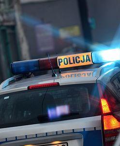 Napad z bronią na bank w Błoniu. Ojciec i syn aresztowani