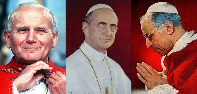 Dziwne zajęcia papieży - co robili przed wyborem?