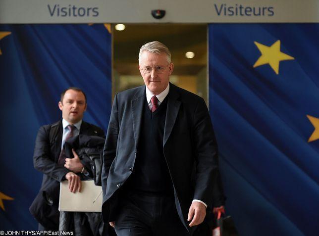 Brexit: spotkanie Sekretarza Generalnego Komisji Europejskiej i Ambasadora Wielkiej Brytanii w Unii Europejskiej w związku z negocjacjami ws. brexitu