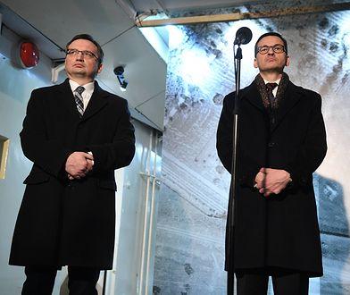 Głowy prezesa IPN mają się rzekomo domagać minister sprawiedliwości Zbigniew Ziobro i premier Mateusz Morawiecki