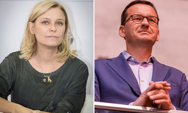 Paulina Młynarska odpowiada premierowi