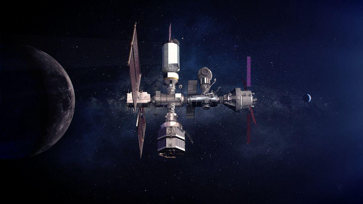 ESA pomoże NASA w budowie stacji kosmicznej Gateway