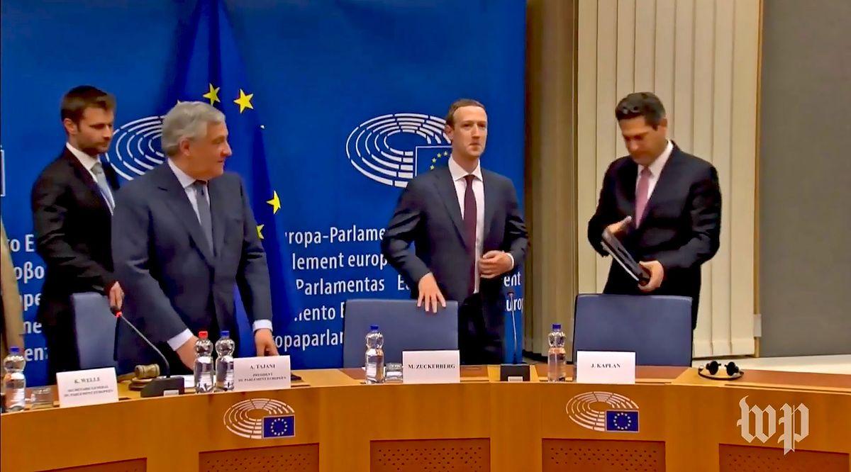 Zuckerberg po rozmowach w PE. Znów wyszedł zwycięsko