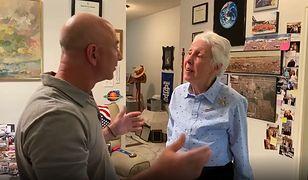 82-latka poleci w kosmos z Jeffem Bezosem. Miliarder oddaje hołd legendzie lotnictwa