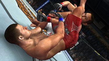 UFC 2009: Undisputed - pełna lista zawodników i statystyki