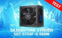 SilverStone Strider SST-ST55F-G 550W Test
