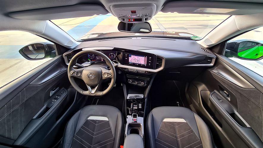 Opel Mokka prezentuje zupełnie nowe podejście do projektowania wnętrza
