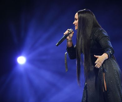 Gwiazda jest znana ze swoich piosenek
