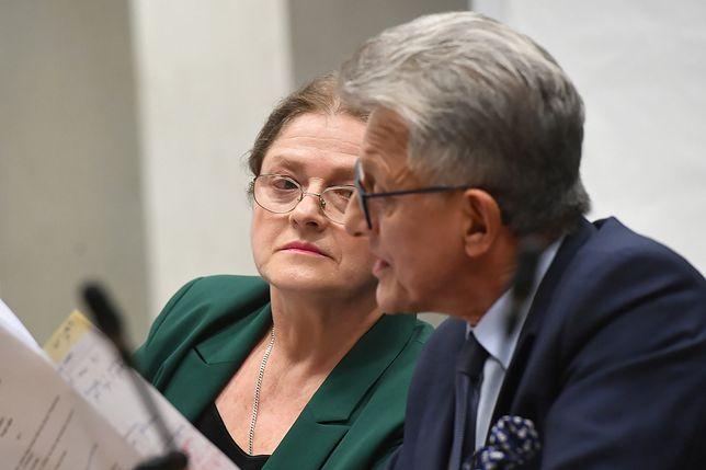 """Koziński: Krystyna Pawłowicz i Stanisław Piotrowicz trafią do Trybunału Konstytucyjnego. """"Nagrody i kary"""" [OPINIA]"""