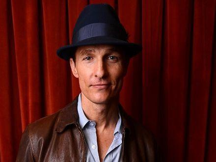 Matthew McConaughey nie celuje w Oscara