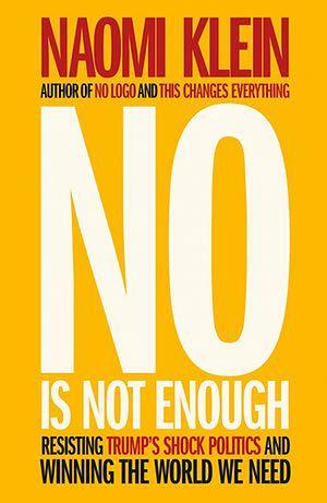 Nowa książka Naomi Klein uderzy w Trumpa. I to już zaraz