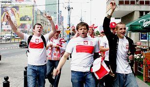 Do Warszawy zjechały tłumy kibiców