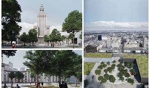 Zamiast placu Defilad, plac Centralny. Wybrano najlepsze projekty, które zmienią stolicę