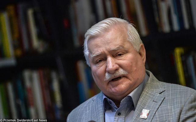 """""""Przypominam, że mam broń"""". Mocne słowa Wałęsy"""