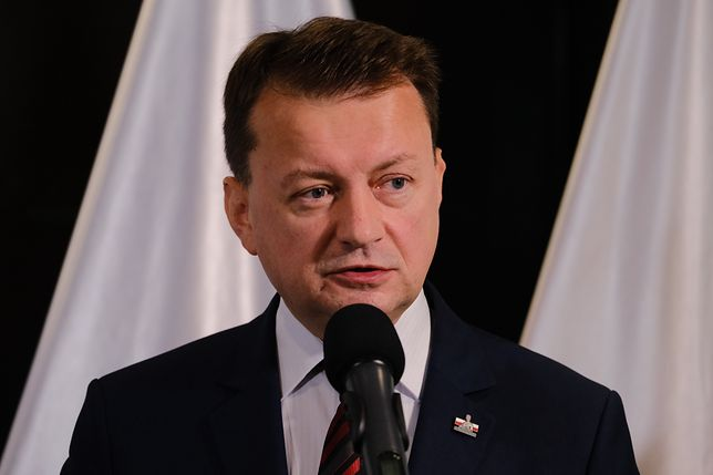 """Mariusz Błaszczak: """"Stop fake newsom"""""""