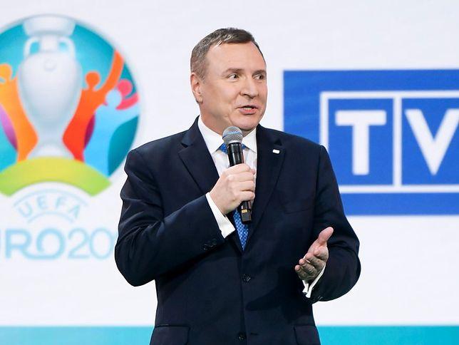 Kadencja Jacka Kurskiego jako prezesa TVP dobiegła końca