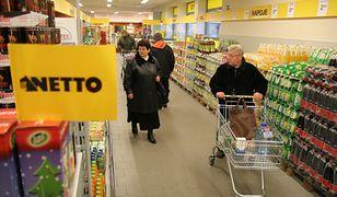 W Netto są gotowi zamknąć sklepu w niedziele, bo dzięki temu pracownicy będą szczęśliwsi.
