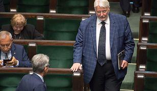 Witold Waszczykowski to jeden z posłów, którzy są najmniej aktywni w parlamencie