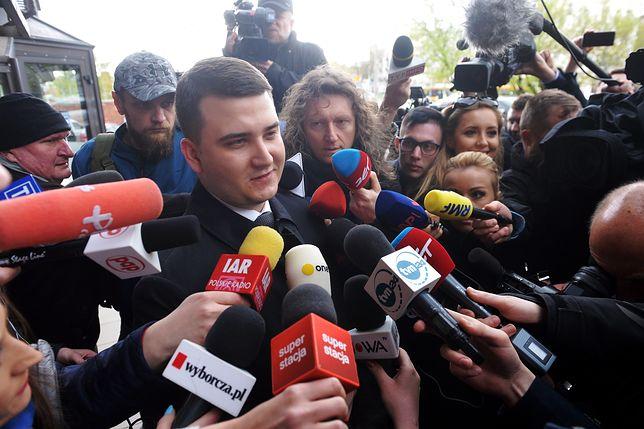 Wiadomo, co będzie robił Misiewicz w telewizji