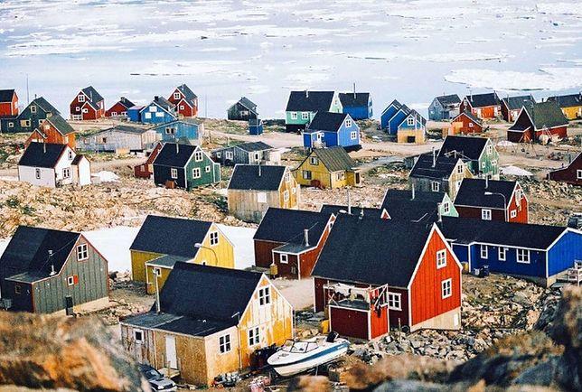 Grenlandia: 4 osoby zaginione po tsunami. Mieszkańcy ewakuowani