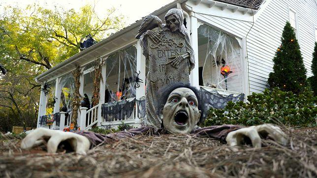 Halloween w USA to ogromne święto