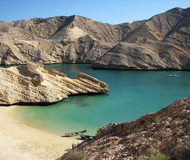 Oman. Wielki Kanion, fiordy i bajkowe oazy