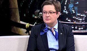 Katarzyna Lubnauer konkuruje o stanowisko przewodniczącej Nowoczesnej