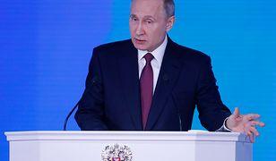 Putin: przed stworzeniem nowych systemów uzbrojenia nikt nas nie słuchał