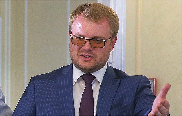 """Rosyjski wicepremier Krymu w Warszawie, mimo zakazu wjazdu. """"Polska nie ma prawa się sprzeciwiać"""""""