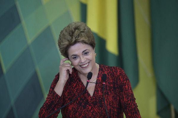 Prezydent Rousseff: będę walczyć z całych sił