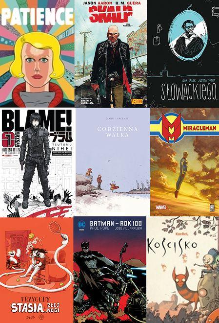 Czytajcie komiksy!