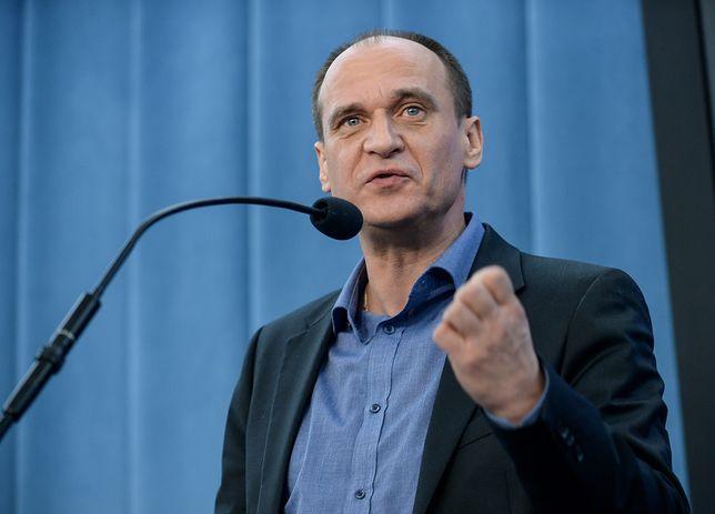 Paweł Kukiz popiera dymisję Antoniego Macierewicza