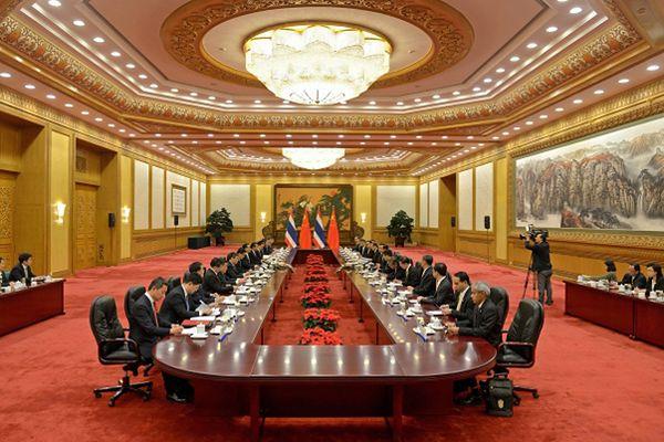 Posiedzenie chińskiego rządu