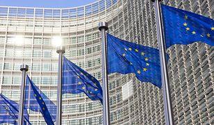 Gmach Komisji Europejskiej w Brukseli.