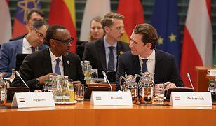 Kanclerz Sebastian Kurz przypuszcza, że do Austrii dołączą inne państwa