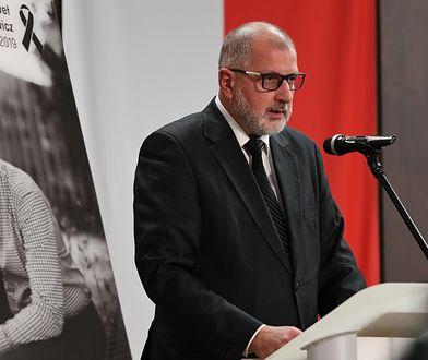 Rafał Dutkiewicz będzie rozmawiał Jackiem Sutrykiem nt. ulicy lub placu Pawła Adamowicza