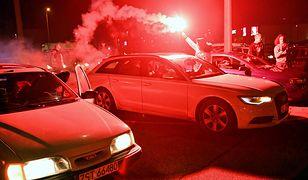 Polscy kierowcy uczcili w Stargardzie pamięć zmarłego dwa lata temu w Berlinie Łukasza Urbana