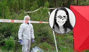 Ciało Magdaleny P. znaleziono 300 m od domu w Wojciechowicach. Zdjęcie ilustracyjne