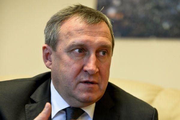 Ambasador Andrij Deszczyca: Władimir Putin chciał blitzkriegu na Ukrainie