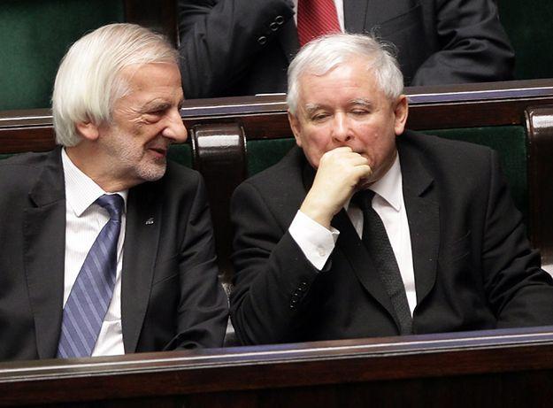 """Dziennikarze poza Sejmem? """"Politycy narzekają na to, że są atakowani, gdy wychodzą z toalety"""""""